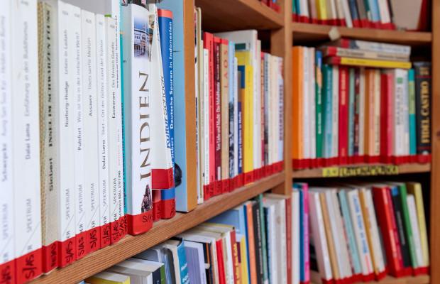 Eine Welt Bibliothek Leipzig